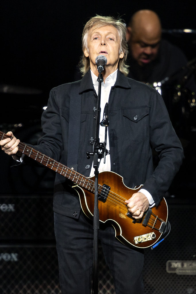 Paul McCartney - Photo Credit: Mark Greenawalt