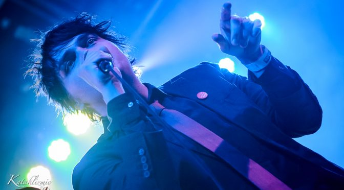 PHOTOS: Gerard Way – Marquee Theatre 10-25-15