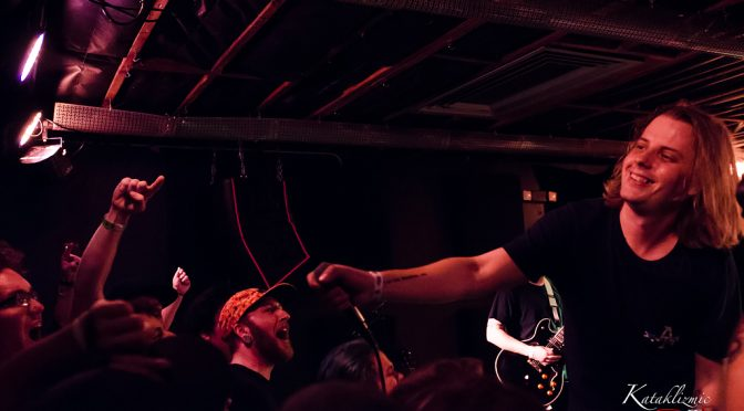 REVIEW: Sundressed Supercharges Fans with LP Release at The Rebel Lounge 03-06-17
