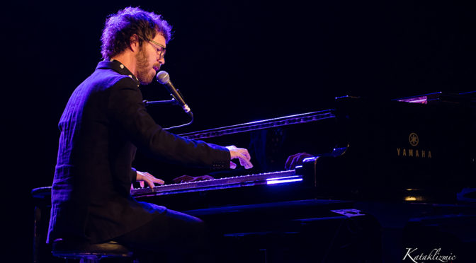 REVIEW: Soaring to New Heights at the Ben Folds Paper Airplane Tour at Marquee Theatre 9-22-17