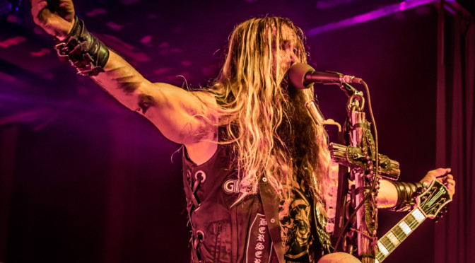 PHOTOS: Black Label Society & Supporting Acts at Marquee Theatre 2-24-18
