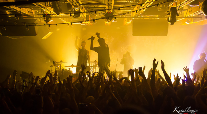 REVIEW: New Politics, Dreamers, & The Wrecks Help the Phoenix Crowd to Lose Themselves 3-11-18
