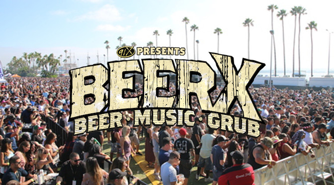 91X Presents BeerX in San Diego – With Slightly Stoopid,  Stick Figure, Pepper, Fishbone & More