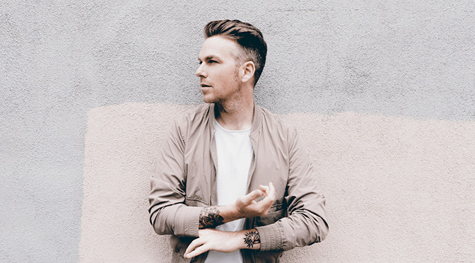 "Greg Holden Debuts Brand New Track, ""On The Run"" & European Headline Tour Kicks Off In July"