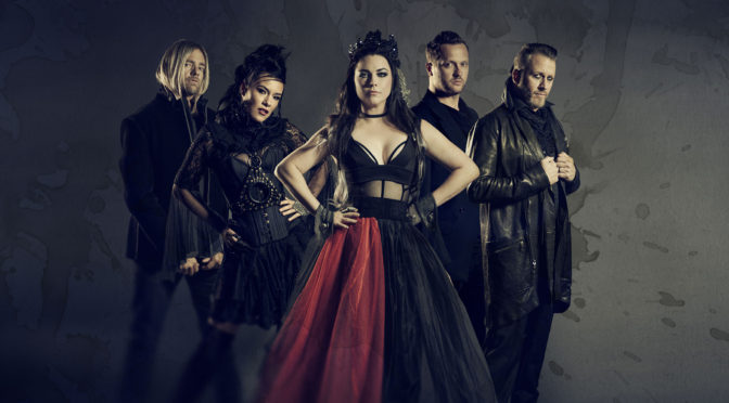 Evanescence - Photo Credit: Paul Brown
