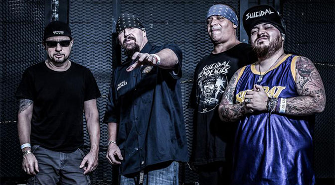 SUICIDAL TENDENCIES Announces CONVERSE Footwear and Apparel + Reveals New Track