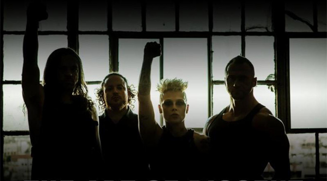 "Otep ""The Art of Dissent"" tour"