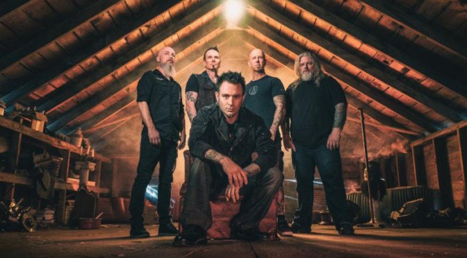 """All-Star Metal Band IMONOLITH Reveals First Official New Single """"Hollow"""""""