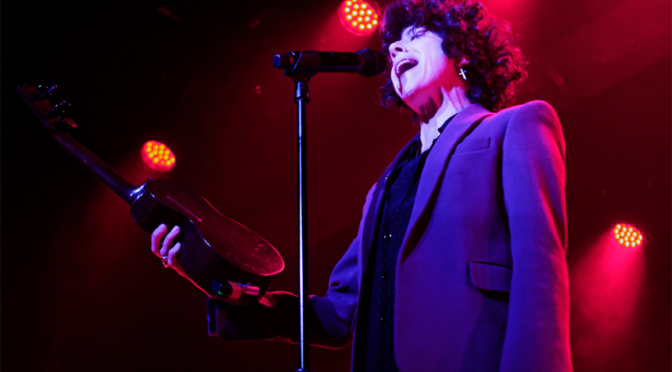 LP Shakes Up Phoenix with Sold Out Crowd at The Van Buren (3-6-19)