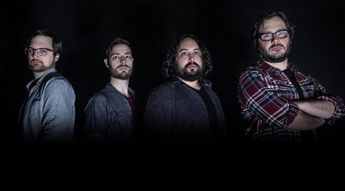 "Progressive Metal Quartet Valence Reveals Jam-Influenced, Eclectic New Track, ""Walrus"""