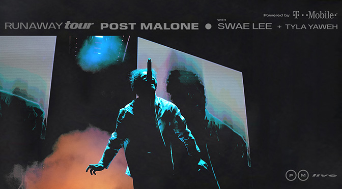 "Post Malone Announces ""Runaway Tour"" with Special Guests — Swae Lee & Tyla Yaweh"