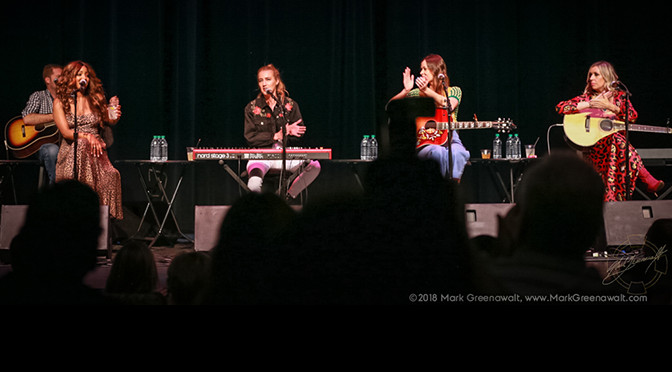 REVIEW: CMA Songwriters Series — An Intimate Evening of Songs & Stories From Top Songwriters at Mesa Arts Center (8-21-19)