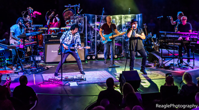 "REVIEW: Toto's ""40 Trips Around the Sun"" Takes Them to Circle Inside Celebrity Theatre (9-21-19)"