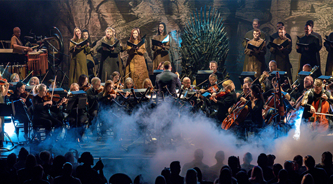 REVIEW: Game of Thrones Is Reanimated In An Immersive Live Concert Experience at Comerica Theatre (10-1-19)