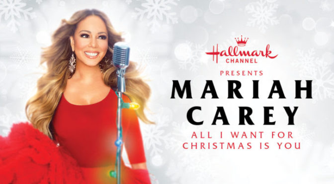 Global Superstar and Queen of Christmas Mariah Carey Announces Special Limited Engagement Holiday Tour To Celebrate The 25th Anniversary of Her Debut Christmas Album