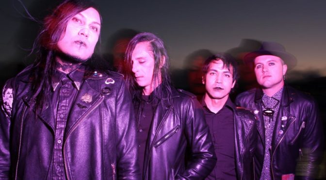 Death Valley High Reveals New Surprise Single and Video