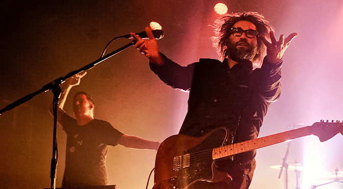 REVIEW: Motion City Soundtrack Turn Up The Charm at The Van Buren (1-22-20)