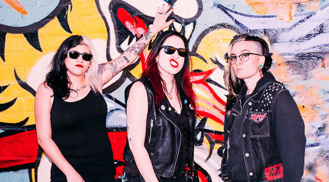 "The Venomous Pinks Release New Single: Cover of Joan Jett & The Blackhearts' ""I Want You"""