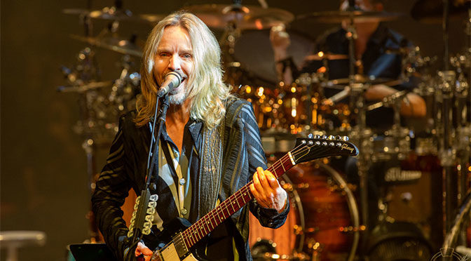 REVIEW: Styx Continues Their Mission To Rock The World at Celebrity Theatre (1-10-20)