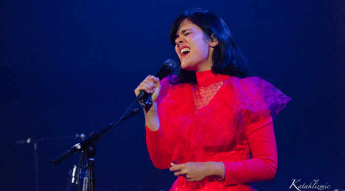 REVIEW: Bat for Lashes Bares the Unrivaled Beauty of Storytelling at Neptune Theatre (2-10-20)