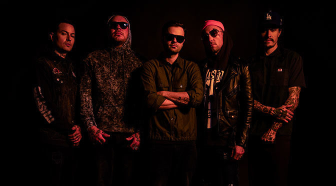 Hollywood Undead Release New Empire, Vol. 1, the Band's Sixth Full Length Studio Album