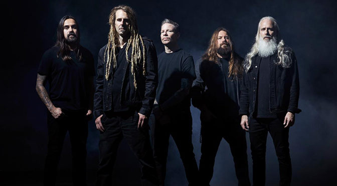 "Lamb of God Releases First New Music in Five Years, ""Checkmate,"" from Upcoming Self-Titled Album, Due Out May 8"