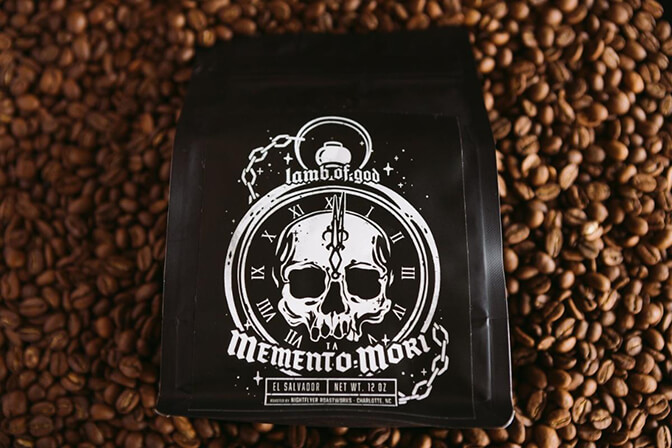 Lamb of God - Memento Mori Coffee