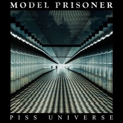 Model Prisoner Piss Universe EP Art