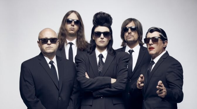 "Puscifer Release ""Bullet Train to Iowa"" Video; Money $hot Livestream on April 17"